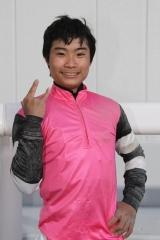 中越琉世騎手