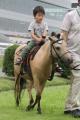 190721 ポニー・サラブレッド乗馬体験-06