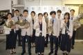190822 川崎競馬ファンファーレ隊「川崎競馬ロジータブラス」 デビュー-05