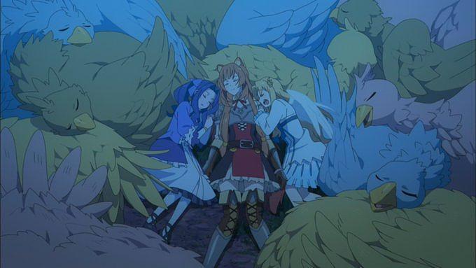 盾の勇者 16話12