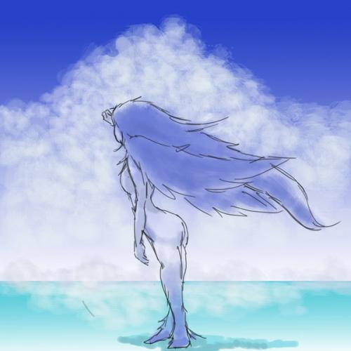 青空が恋しい季節