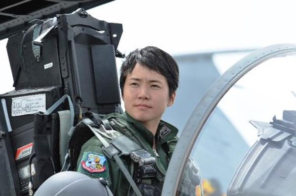 松島美紗二等空尉