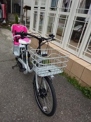 電動アシスト自転車 ビッケモブ