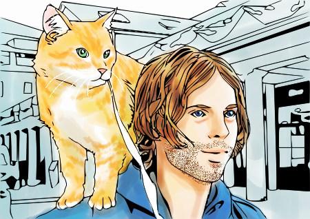 映画「ボブという名の猫 幸せのハイタッチ」観た