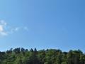 午前の青空