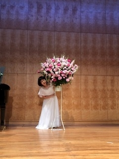 メンバーズ舞台梢と花