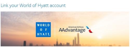 1アメリカン航空とワールドオブハイアットが相互エリート特典のために提携、登録ができます