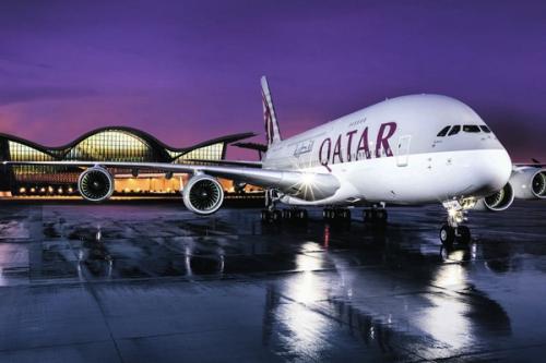 12019年の「ワールド・エアライン・アワード」1位はカタール航空、ANAは3位