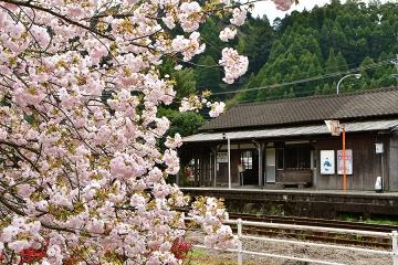 厳木駅201904(3)