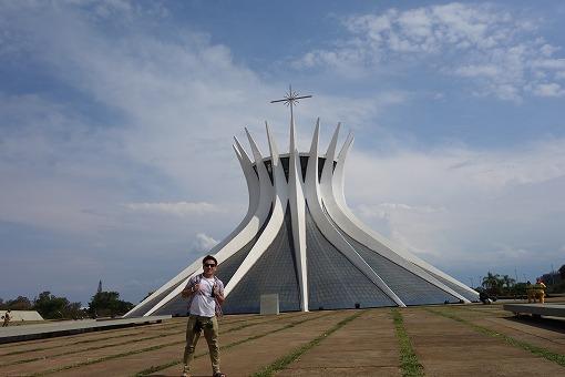 ブラジリア カテドラル