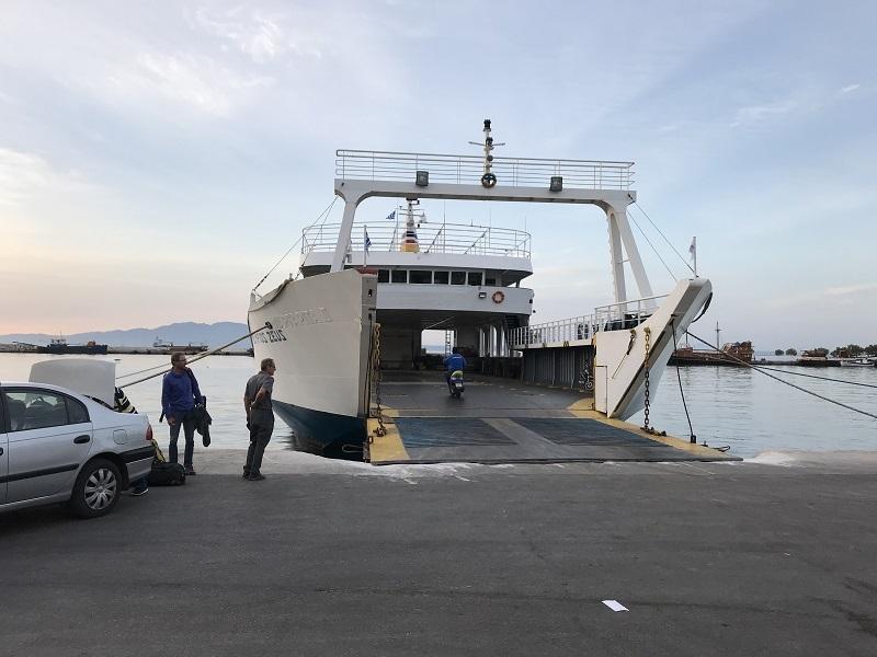kalymnos ferry 2