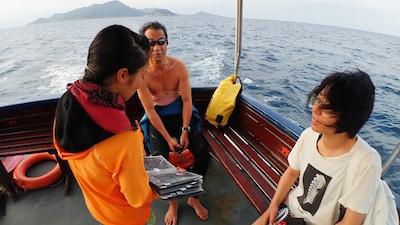 タオ島 ファンダイビング