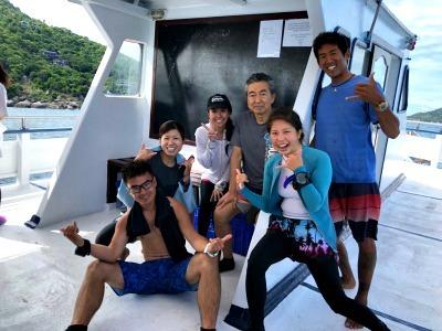 タオ島 ファンダイビング ダイブマスター講習