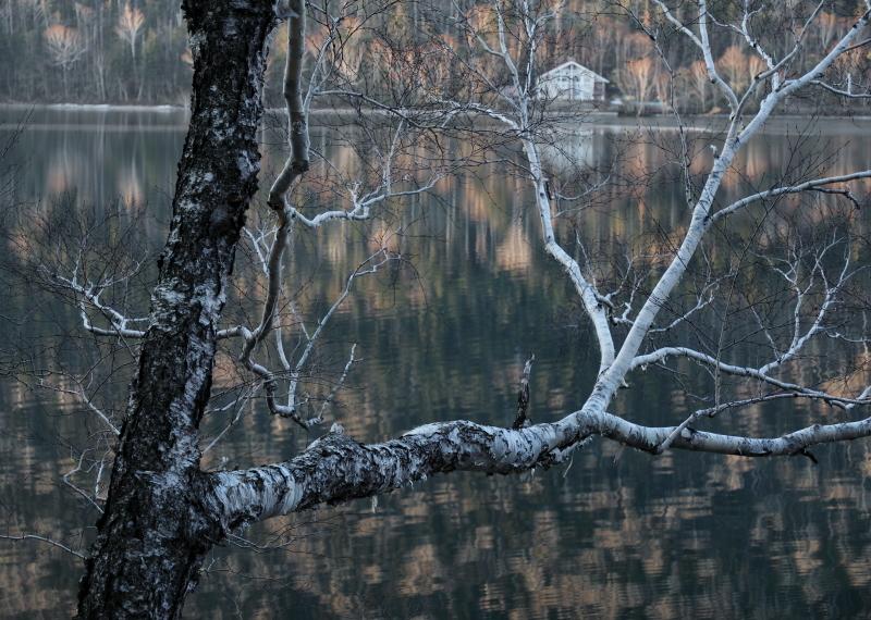 9082 然別湖