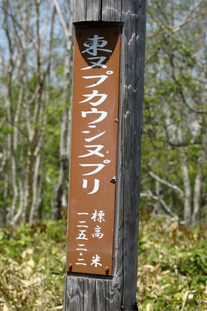 6523 東ヌプカウシヌプリ登山