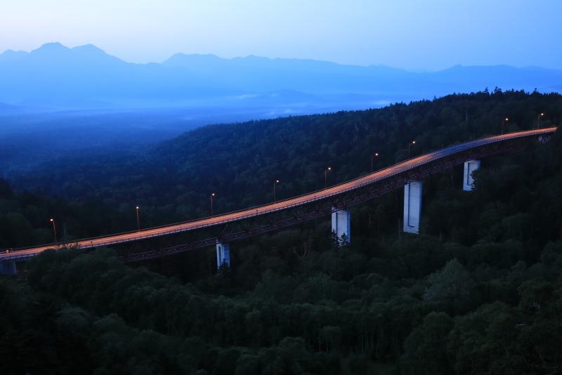 7763 三国峠の朝