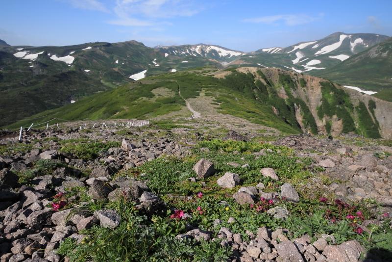 7909 黒岳山頂