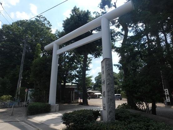 所澤神明社 2