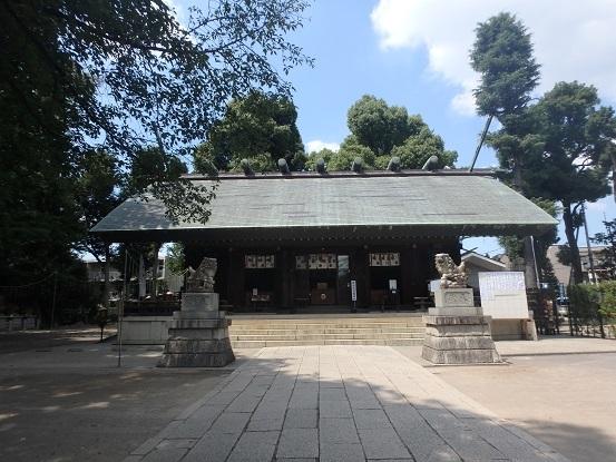 所澤神明社 3