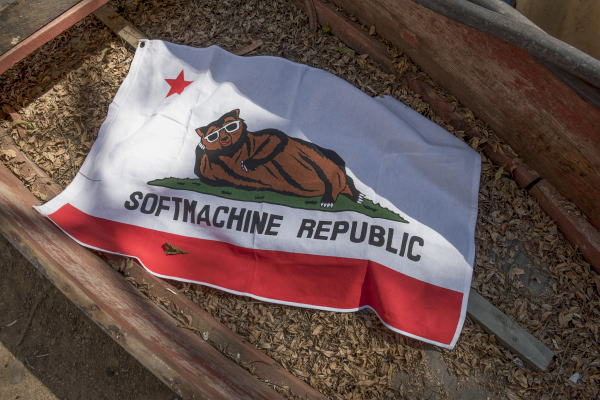 SOFTMACHINE CHILLIN' FLAG