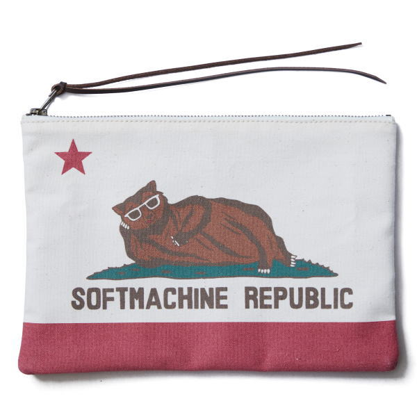 SOFTMACHINE CHILLIN' POUCH