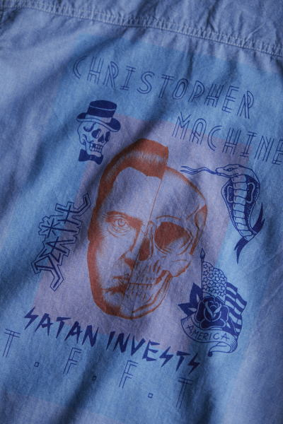 SOFTMACHINE WALKEN SHIRTS
