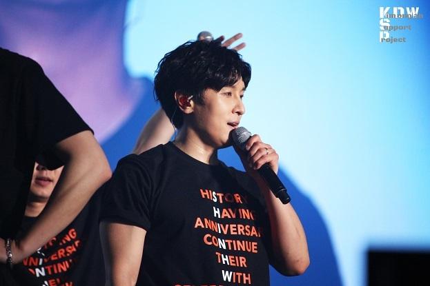シナ21周年コンサートドンワン