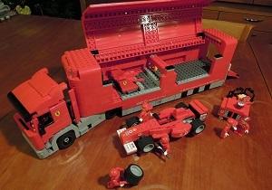 LEGOフェラーリ
