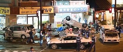 福岡高齢者事故