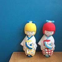 新しい博多人形