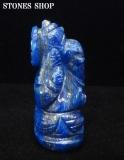 ラピス ガネーシャ神像1-3