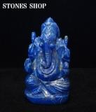 ラピス ガネーシャ神像1