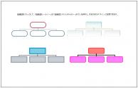組織図のテンプレート