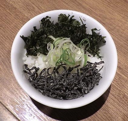 麺と心 7 冷やし〆ご飯