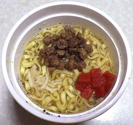 7/15発売 QTTA ガーリック&ペッパー味(できあがり)