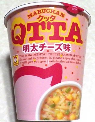 6/10発売 QTTA 明太チーズ味