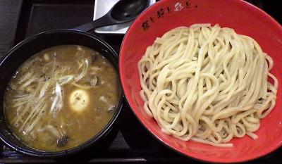 麺屋 彩々 味噌つけ麺(2019年)