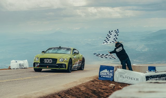 Continental GT Breaks Record at Pikes Peak (85 (2)