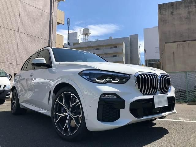 BMWX5煽り運転