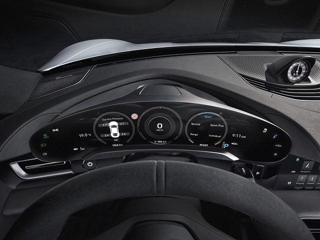 Porsche Taycan Interior 93 (2)