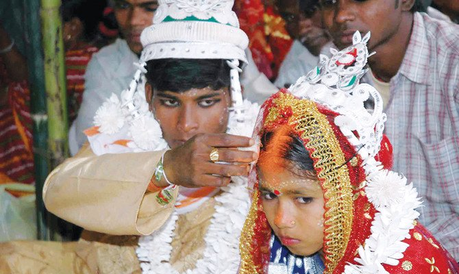 indiachildThe fight to end child marriage