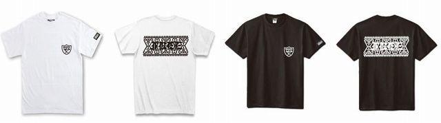 Free T-SHIRTS 最終white Black