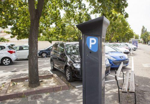 arles parking