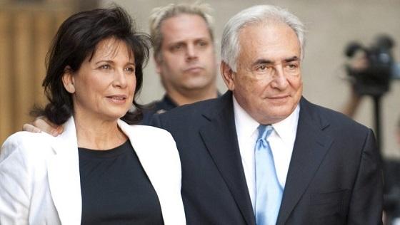 政治家とアナウンサーのカップル
