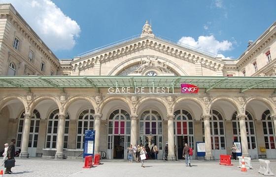 パリ東駅/Gare de l'Est