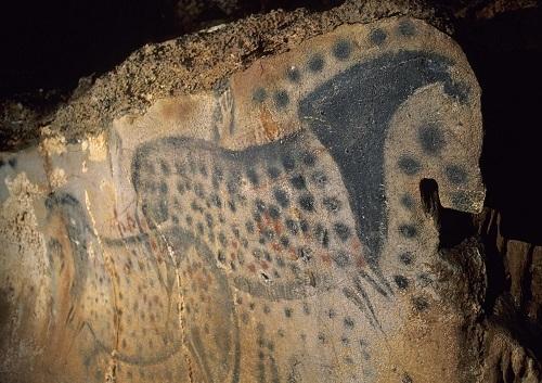先史代洞窟壁画ペッシュ・メルル/Pech Merle