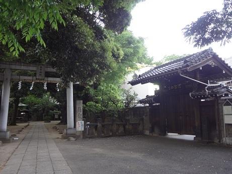 諏方神社1