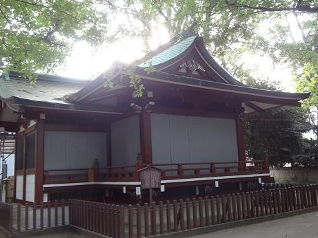 諏方神社7