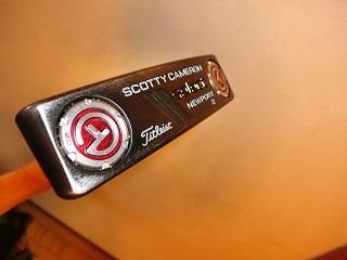 スコッティキャメロン2012ニューポート2の3