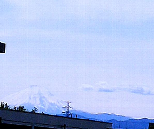 さよなら平成の富士
